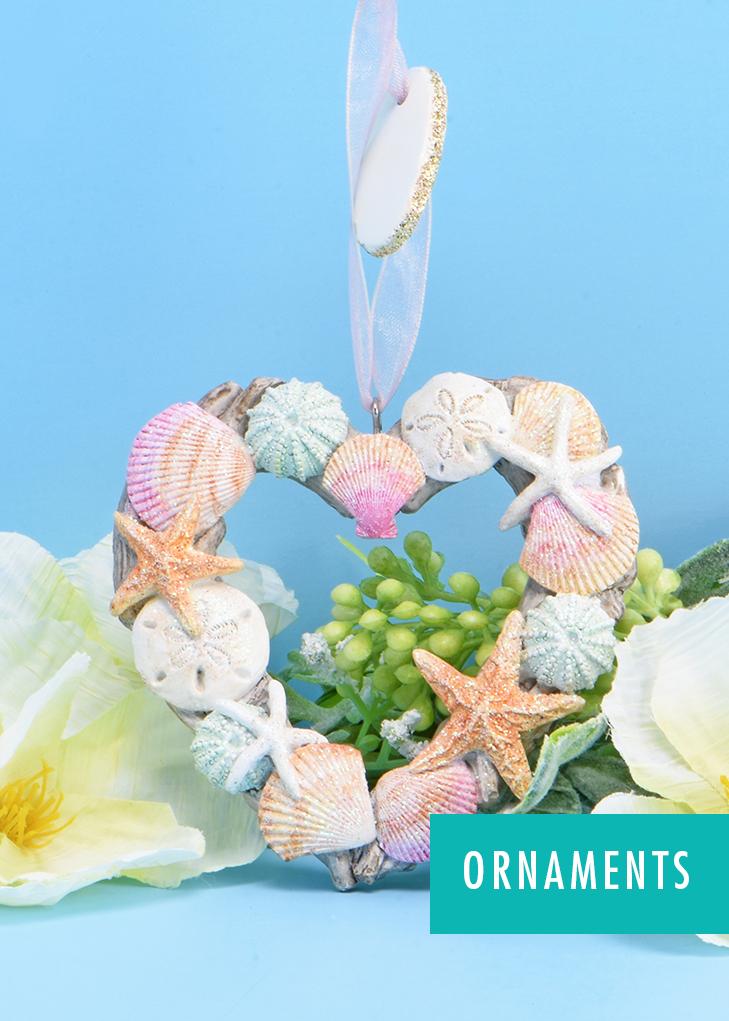Coastal Ornaments