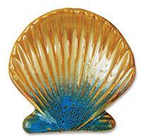 Mini Potter's Dish - Shell