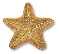 Mini Potter's Dish - Starfish