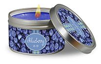 Travel Candle - Blueberry