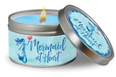 Travel Candle - Mermaid at Heart