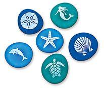 Souvenir Sea Glass - Beach Assortment
