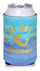 Beverage Cooler - Off Duty Mermaid