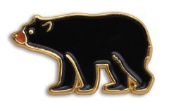 Enamel Pin - Bear