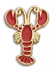 Enamel Pin - Lobster