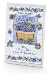 Tea for Two Blueberry Basket