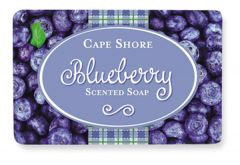 Bar Soap  - Blueberry