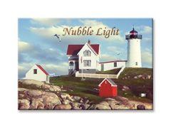Souvenir Magnet - Nubble Lighthouse