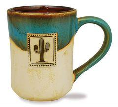 Potter's Mug - Saguaro