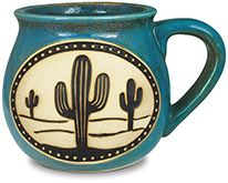Bean Pot Mug - Saguaro