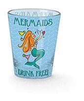 Shot Glass - Mermaid Drink Free