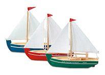 """6"""" Sailboat Asst"""
