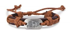 Leather Bracelet - Camper