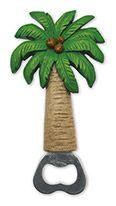 Bottle Opener Magnet - Palm Tree