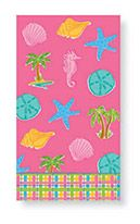 Guest Towel - Palm Beach Preppy