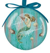 Ball Ornament - Mermaid Dreams