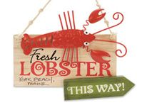 Handcrafted Ornament - Fresh Lobster